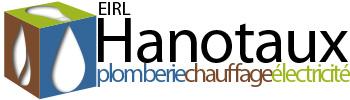 Hanotaux Plomberie EIRL, Artisan plombier chauffagiste électricien au Mans